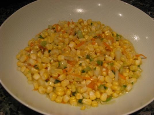 corn stuffing