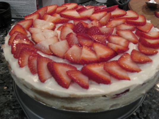 sede of cake