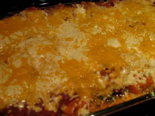 Raise The Roof Sweet Potato Vegetable Lasagna Marisa S