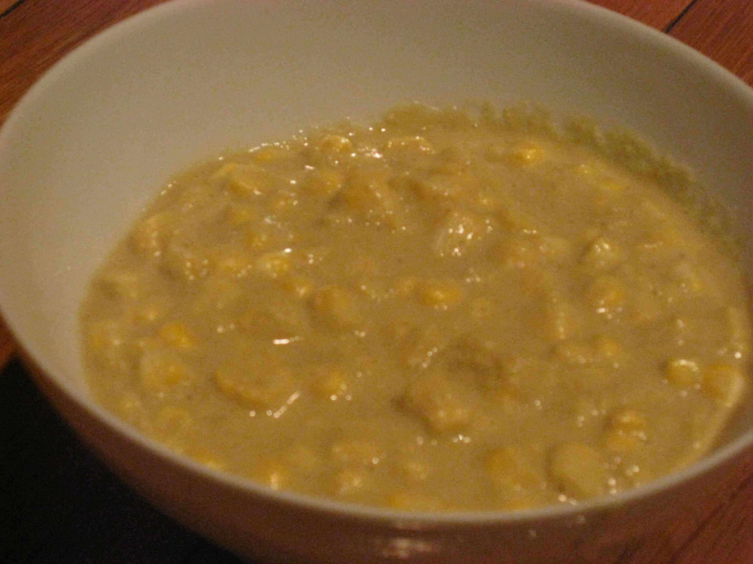 Raw Sweet Summer Creamed Corn | Marisa's Healthy Kitchen