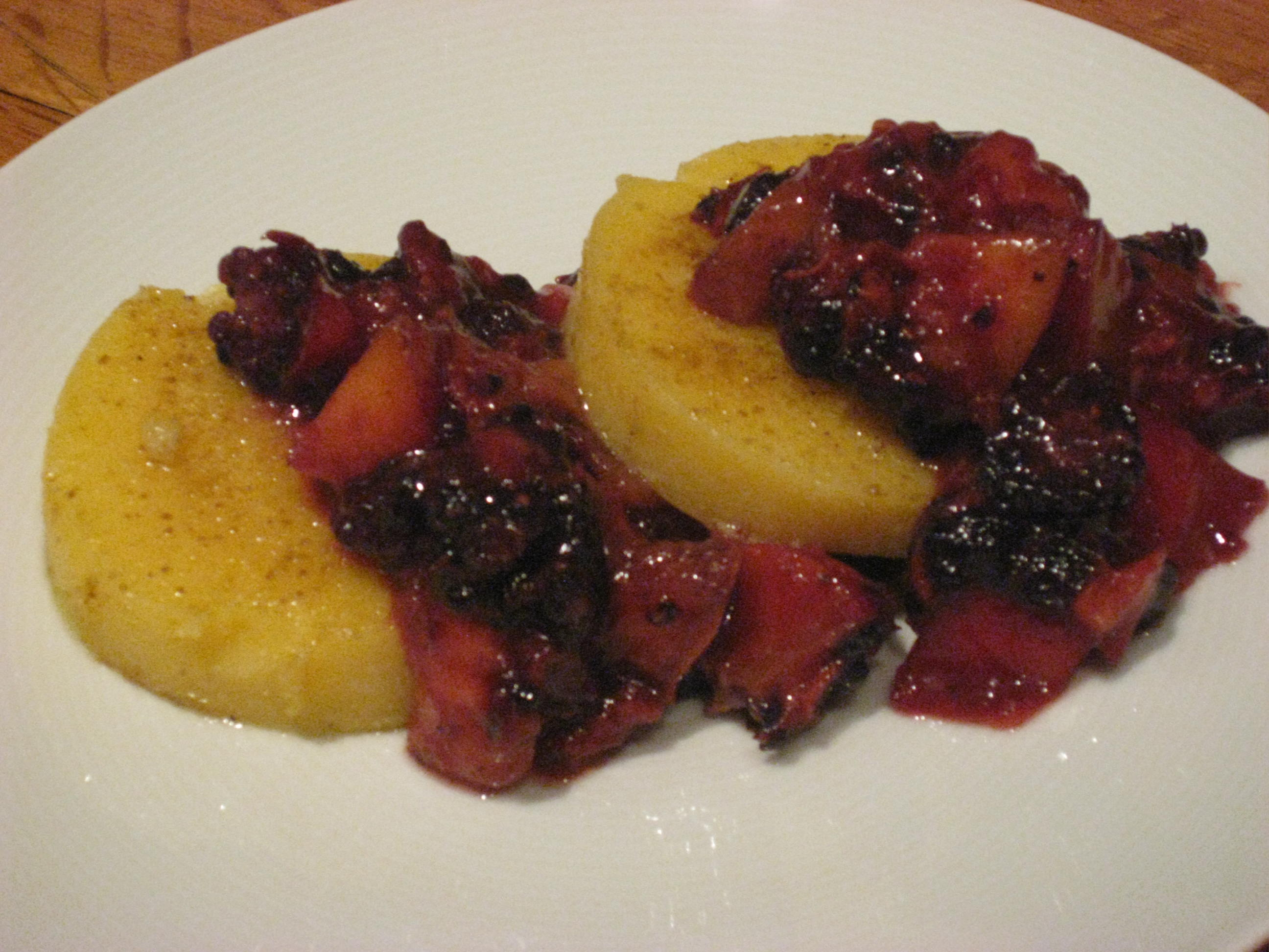 polenta | Marisa's Healthy Kitchen