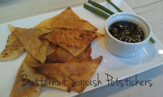 Butternut Squash Pot