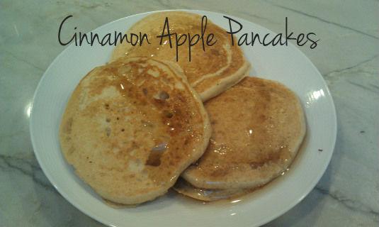 Cinnamon Apple Panca