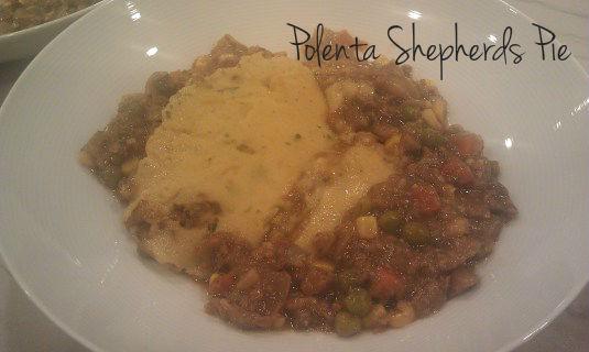 Polenta Shepherds Pi