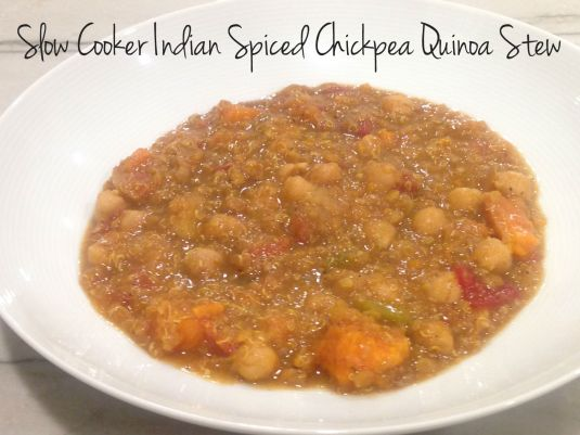 Slow Cooker Indian S