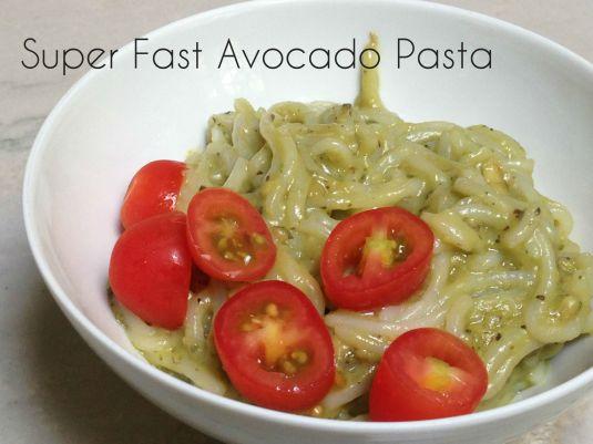 Super Fast Avocado P